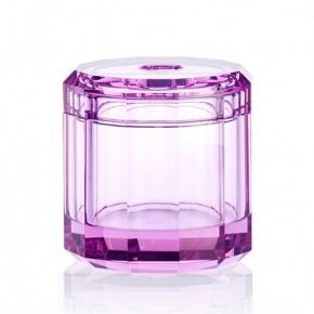 Салфетницы настольные настенные. Kristall Violett Decor Walther настольные аксессуары для ванной хрустальные фиолетовые круглая салфетница