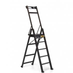 . laScala5 Foppapedretti лестница складная стремянка Wenge