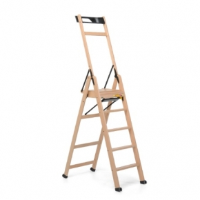. laScala5 Foppapedretti лестница складная стремянка Naturale