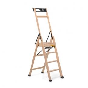 . laScala4 Foppapedretti лестница складная стремянка Naturale
