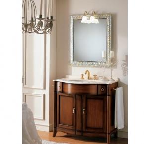 Мебель для ванной комнаты. Мебель для ванной умывальник с зеркалом Eurodesign Liberty 6