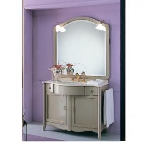 Мебель для ванной комнаты. Мебель для ванной умывальник с зеркалом Eurodesign Liberty 5