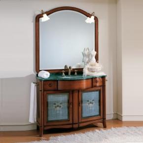 Мебель для ванной комнаты. Мебель для ванной умывальник с зеркалом Eurodesign Liberty 1