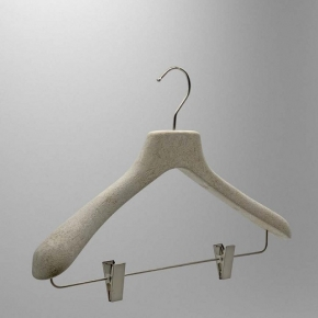 Вешалки для одежды. NATURALE вешалки с зажимами