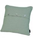 Декоративные подушки. Декоративная подушка Fresno (Hasir) (40х40) Морская пена от Casual Avenue