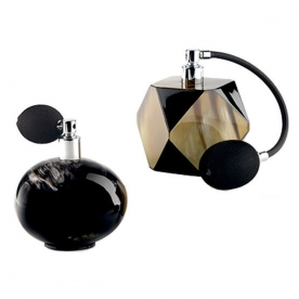 . Ёмкости для парфюмерии Horn & lacquer by Arcahorn Jewels perfume bottles