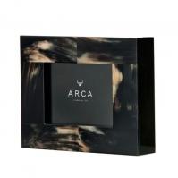 Рамки для фотографий Deluxe. Рамка для фотографий Horn & lacquer by Arcahorn Padua Тёмная
