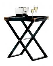 Журнальные Приставные Кофейные столы. Стол Horn & lacquer by Arcahorn тёмный