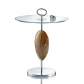 Журнальные Приставные Кофейные столы. Стол Horn & lacquer Black by Arcahorn Olbia стеклянный