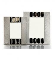 Рамки для фотографий Deluxe. Рамки для фотографий Horn & lacquer Ivory by Arcahorn Jewels