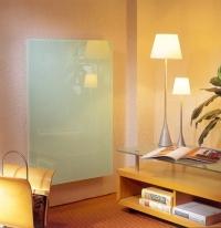 Радиаторы чугунные, стальные, стеклянные, биметаллические. Fondis стеклянный электрический радиатор  Solaris