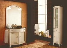 Мебель для ванной комнаты. Мебель для ванной умывальник с зеркалом Eurodesign Liberty 3