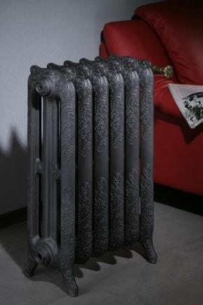 . 21 век Marseilles радиатор чугунный