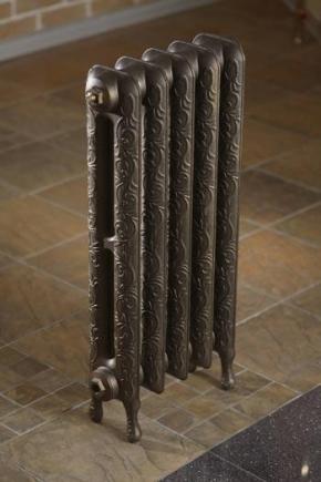 . 21 век Art Nouveau радиатор чугунный