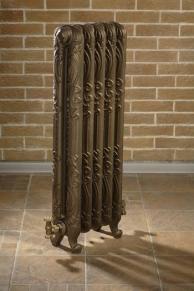 Радиаторы чугунные, стальные, стеклянные, биметаллические. 21 век Lille радиатор чугунный