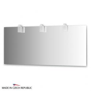 Зеркала для ванной. Зеркало с 3-мя светильниками 120 W 170х75 cm ELLUX Rubico RUB-A3 0220