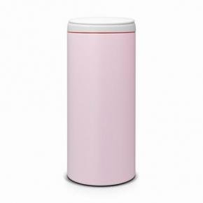 Мусорные баки и вёдра для кухни. Мусорный бак для кухни FlipBin 30 литров Розовый