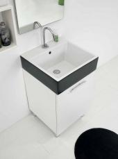 . Colavene LAUNDRY & BATH VOLA WASH BASIN LIVORNO COLOR мебель раковина 50 см
