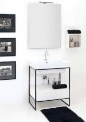 Итальянские постирочные раковины Мебель и оборудование для постирочной комнаты.  Мебель раковина 70 см Colavene LAUNDRY & BATH TRIX WASH BASIN OSTUNI COLOR