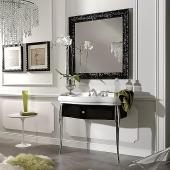 Мебель для ванной комнаты. Тумба с раковиной    Kerasan Retro