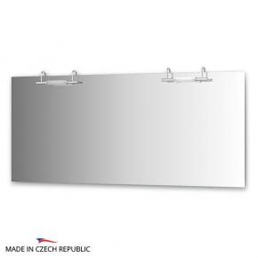 Зеркала для ванной. Зеркало с 2-мя светильниками 160 W 170х75 cm ELLUX Spiros SPI-A2 0220