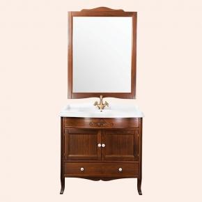 Мебель для ванной комнаты. Tiffany World Veronica Комплект мебели 90*56*h81 см