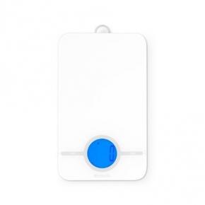 Весы напольные для ванной и сауны. 480584 Цифровые кухонные весы White белый