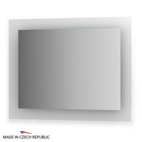 Зеркала для ванной. Зеркало с LED-подсветкой 24 W 90х70 cm ELLUX Glow LED GLO-A1 9405