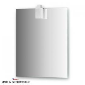 Зеркала для ванной. Зеркало со светильником 40 W 60х75 cm ELLUX Rubico RUB-A1 0207