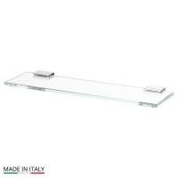 Аксессуары для ванной с кристаллами Swarovski. Полка с держателями 40 cm LINEAG TIFFANY LUX TIF 910