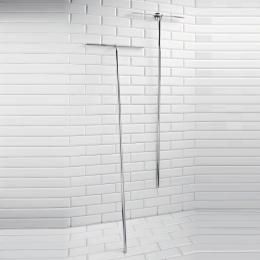 Скребки для стекла душевых кабин и зеркал. Longlas длинный скребок для стекла душевой кабины и зеркал