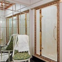 Душевые кабины Створки стеклянные Шторки для душа. Lineatre Princess PM1400A Душевая дверь в нишу 140хh200 см