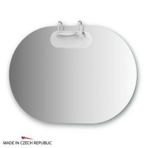 Зеркала для ванной. Зеркало со светильником 100 W 90х64 cm ELLUX Mode MOD-I1 0008