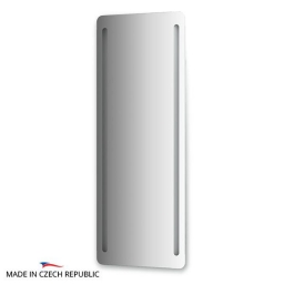 Зеркала для ванной. Зеркало с 2-мя встроенными LED-светильниками 28 W 60х160 cm ELLUX Linea LED LIN-B2 9320