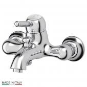 Смесители для ванны. Смеситель для ванны настенный однорычажный PONSI STILMAR PON 252/M...CR