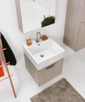 Итальянские постирочные раковины Мебель и оборудование для постирочной комнаты. Мебель для постирочной, Rovere подвесная керамическая раковина Colavene Acquaceramica Vola