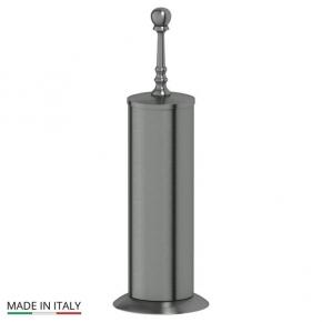 Ёршики для унитаза напольные и настенные. Туалетный ерш с крышкой напольный 3SC STILMAR STI 430