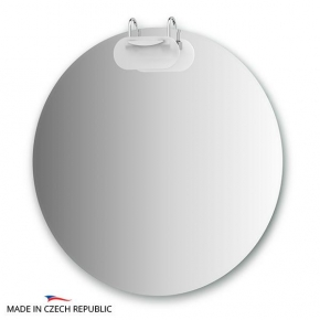 Зеркала для ванной. Зеркало со светильником 100 W 90х90 cm ELLUX Mode MOD-I1 0012