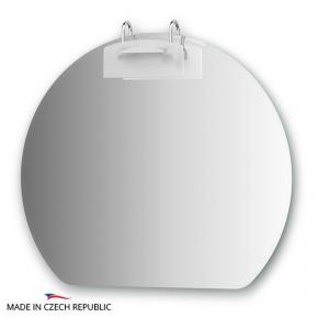 Зеркала для ванной. Зеркало со светильником 100 W 80х70 cm ELLUX Mode MOD-E1 0024