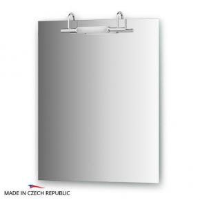 Зеркала для ванной. Зеркало со светильником 80 W 60х75 cm ELLUX Spiros SPI-A1 0207
