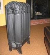 Радиаторы чугунные, стальные, стеклянные, биметаллические. Fakora чугунный радиатор Retro (Dragon)