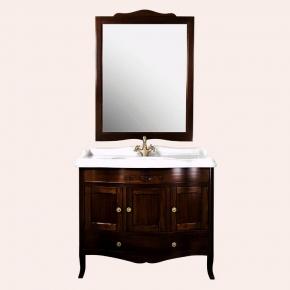 Мебель для ванной комнаты. Tiffany World Veronica Комплект мебели 105*56*h81 см