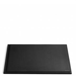 . Ralph Lauren Home BRENNAN BLACK чёрный планшет для письменного стола кожаный большой
