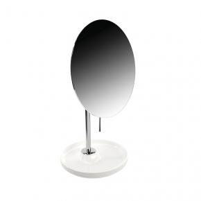 Зеркала косметические с подсветкой увеличением настенные настольные Зеркала с присосками. EQUILIBRIUM POMDOR настольное косметическое зеркало с увеличением х5