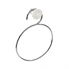 . EQUILIBRIUM POMDOR полотенцедержатель кольцо настенный