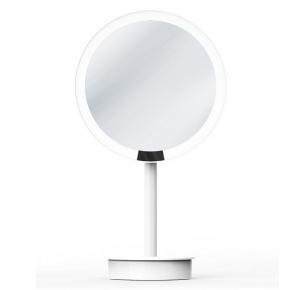 . Decor Walther Just Look SR белое настольное косметическое зеркало с подсветкой LED и увеличением х5
