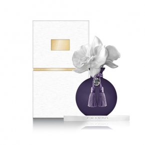 Ароматические свечи Парфюм для дома Диффузоры. Ароматический диффузор Орхидея в фиолетовом от CHANDO Myst Amethyst Love ART.CMS203WH