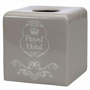 Салфетницы настольные настенные. Салфетница керамическая настольная Creative Bath Royal Hotel