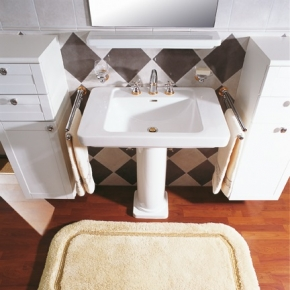 Коврики для ванной комнаты. Коврик для ванной Nicol CLASSIC бежевый с люрексом золото/серебро