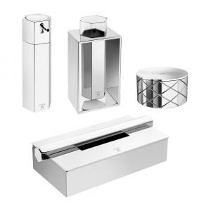 . Mirage Chrome аксессуары для ванной PomdOr